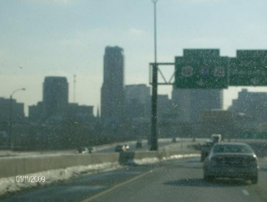 St. Paul - On our way to Rochester