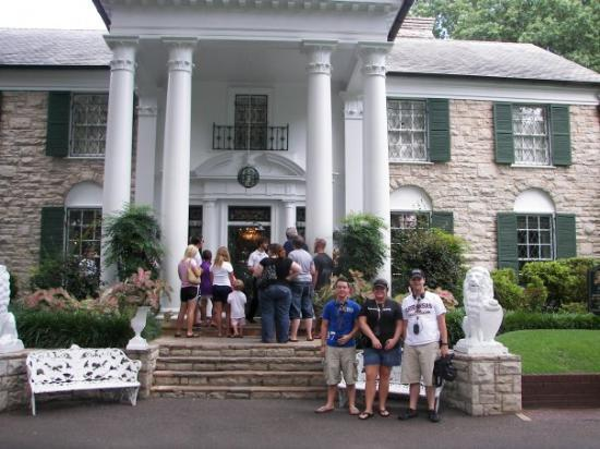 Graceland and Kids (lower right)