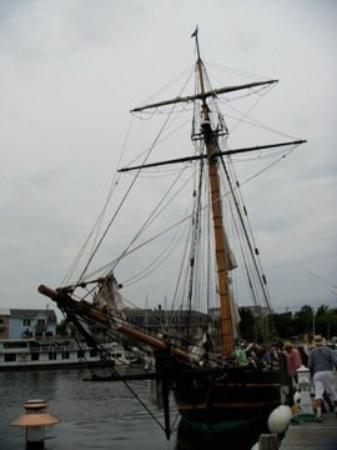 Michigan Maritime Museum: August 2009 - Maritime Museum, South Haven, MI