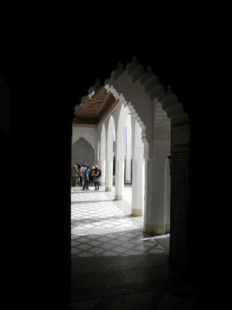 Bilde fra Bahia-palasset