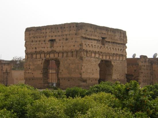 Bilde fra El Badi Palace