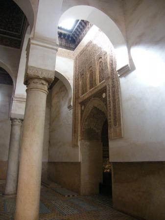 Bilde fra Saadian Tombs