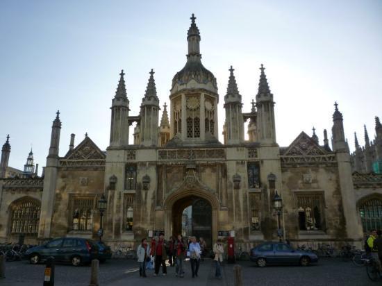 Cambridge, UK: King's College