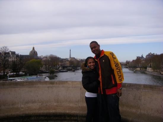 "Best of France Tours: ""Luv U Boo, now and forever"""