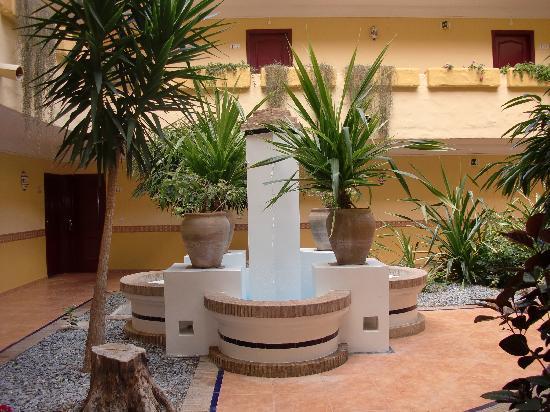 Marino Tenerife: Nice garden