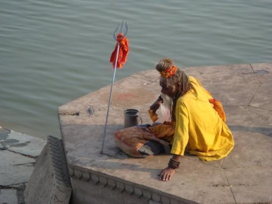 Bilde fra Varanasi