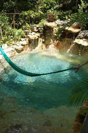 La Selva Mariposa: Priavte cenote