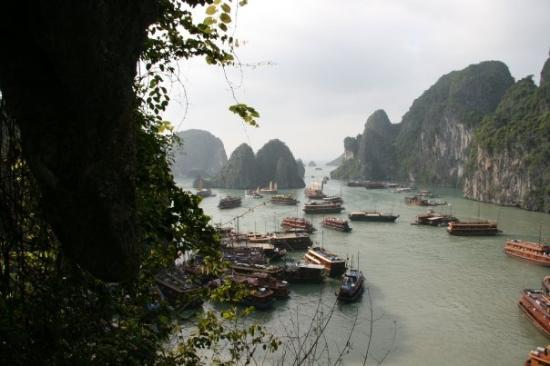 Bilde fra Halong Bay