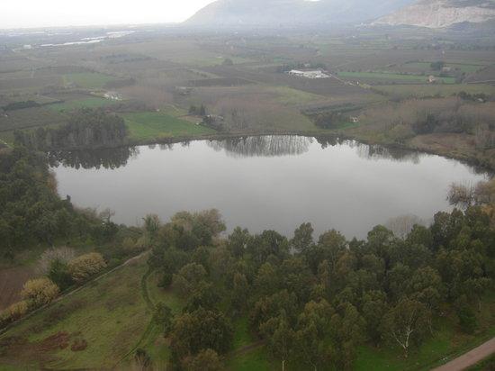 Lago di Falciano del Massico