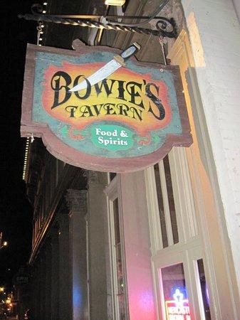 Bowies Tavern: Bowie's Tavern