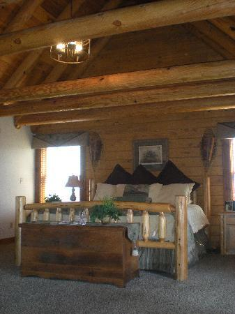 Pine Lakes Lodge: Beautiful Room!