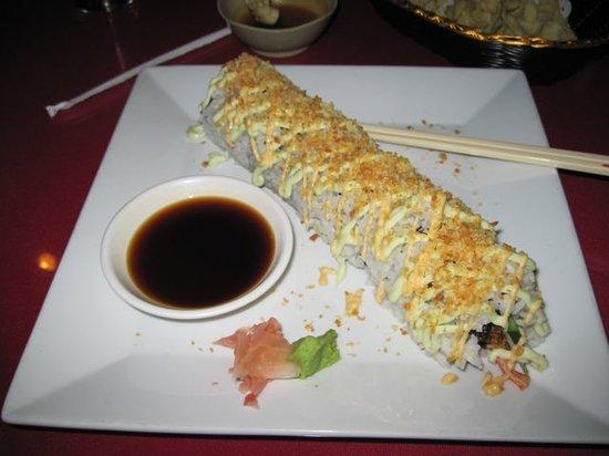Planet Thailand Restaurant : Mexican Roll