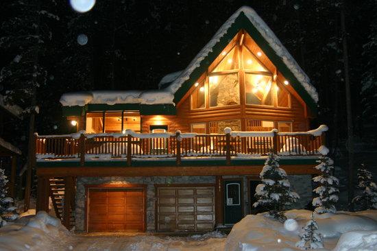 The Wayward Chalet in Winter