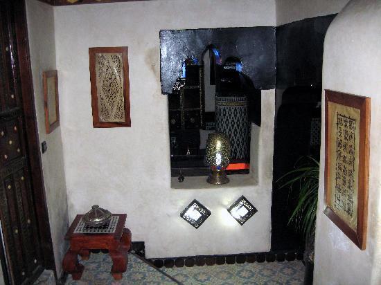 Riad Dar Najat: Entrance