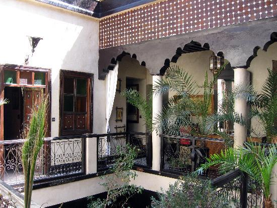 Riad Dar Najat: 2nd Floor