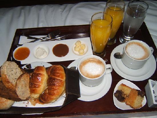 Vain Boutique Hotel: the best breakfast!