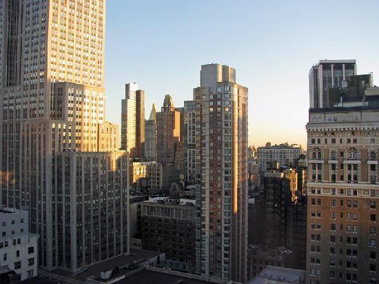 Hilton Garden Inn New York/West 35th Street: View from Room