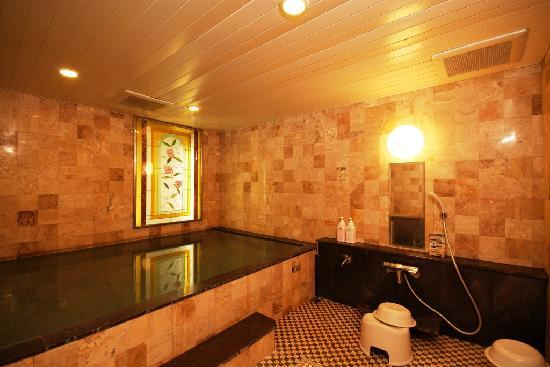 Tounosawa Quatre Saisons: 大浴場
