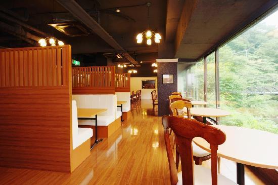 Tounosawa Quatre Saisons: レストラン