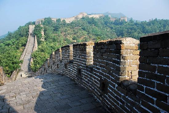 The Great wall of Jiankou-The Great Wall Alternative: the wall is so beautiful - John Ping
