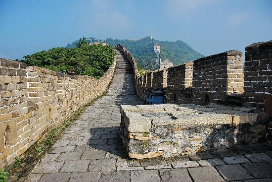 The Great wall of Jiankou-The Great Wall Alternative: Nice view of the wall --by JohnPing