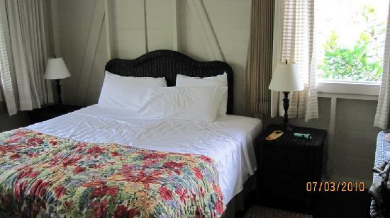 Gamboa Rainforest Resort: Historic Villa - Good matress in bedroom
