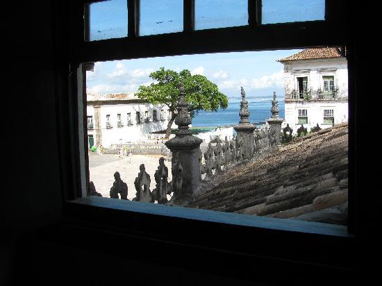 Bahiacafé Hotel: Room with a view!!