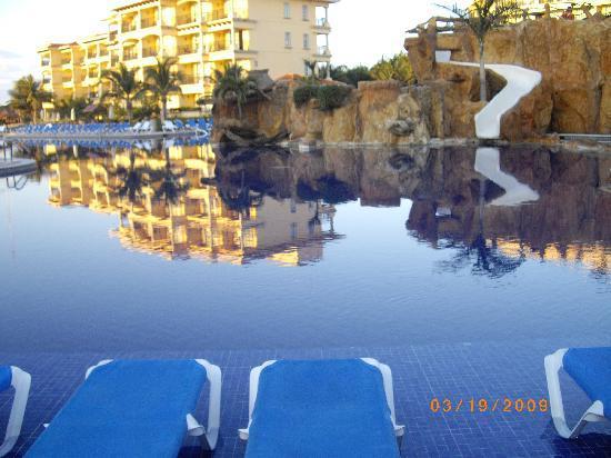 Hotel Marina El Cid Spa & Beach Resort: Mirror #1