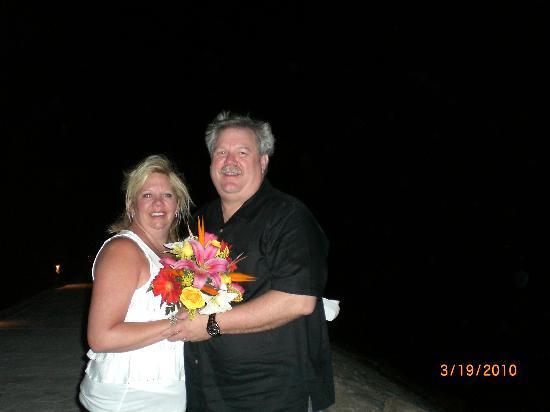 Hotel Marina El Cid Spa & Beach Resort: Newly Weds