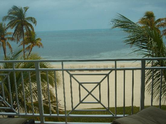 Old Bahama Bay: View from our room