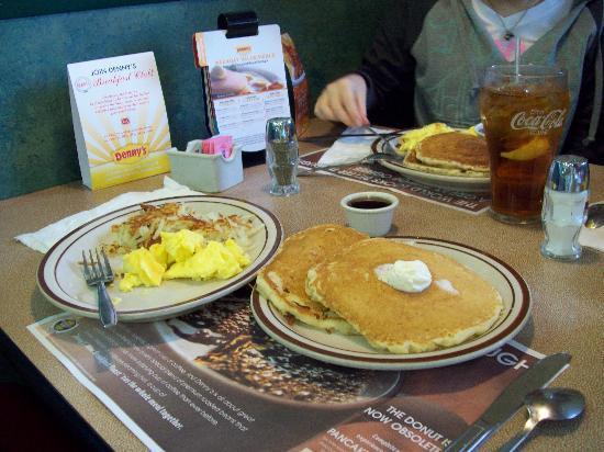 Cocoa Beach, FL: Pequeño desayuno en Cocoa Bech
