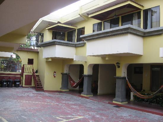 Taranova-Villas Palmas: Inside view of Condo compound