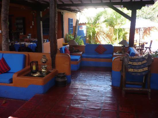 Hotel Costa Linda Beach: Reception area