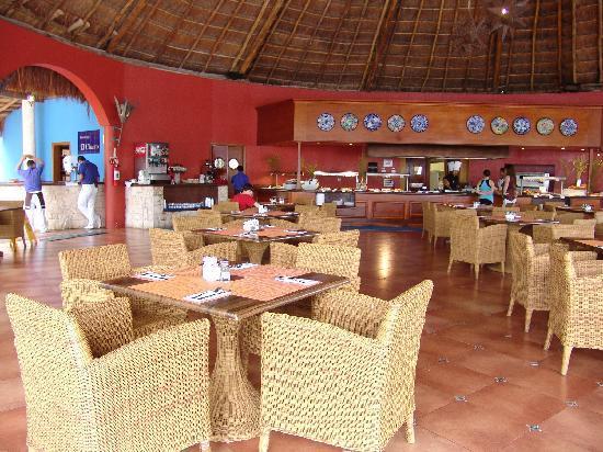 Ocean Maya Royale: resto toujours propre
