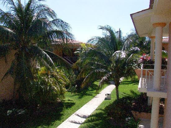 Ocean Maya Royale: belle vue de notre chambre