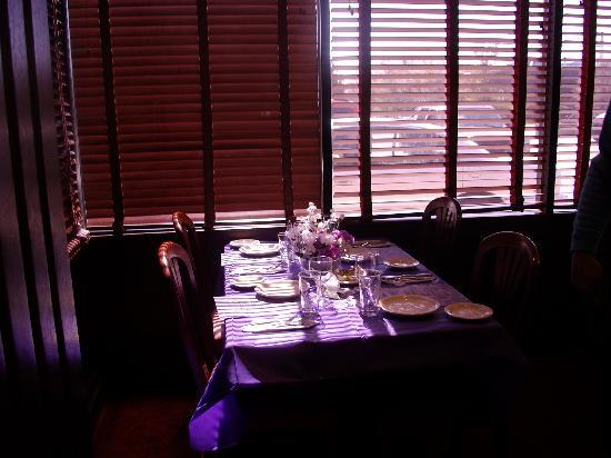 Vinny's Cafe: Vinnies special room for gatherings