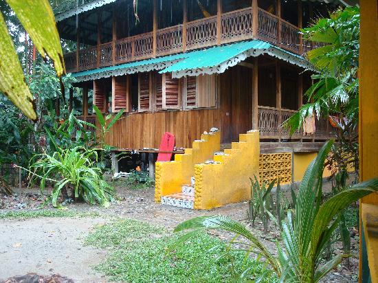 Cabinas Punta Uva: This is the house at the Cabinas