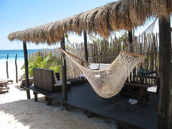 Playa Mambo: Hammock - Hang-out Area