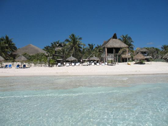 Playa Mambo - View from the Water