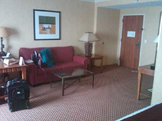 "Renaissance Boulder Flatiron Hotel: Living room ""ish"""