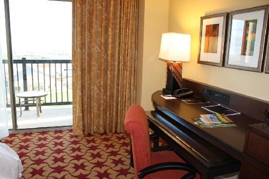 JW Marriott San Antonio Hill Country Resort & Spa: dlb room
