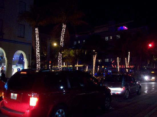 Μαϊάμι Μπιτς, Φλόριντα: Ocean Drive