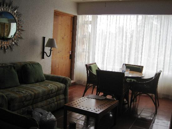 Club Regina Puerto Vallarta: Sitting Area