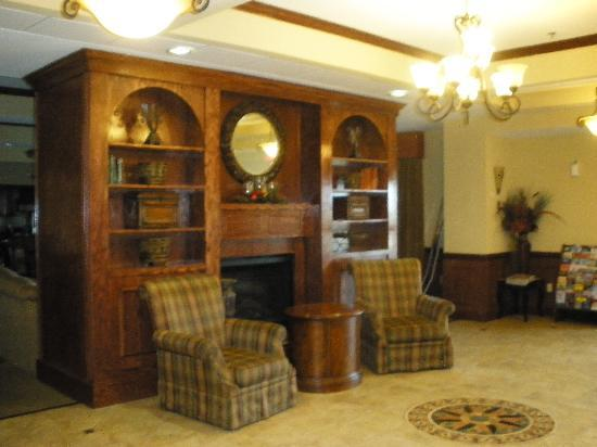 Holiday Inn Express & Suites Corpus Christi-N Padre Island: Lobby