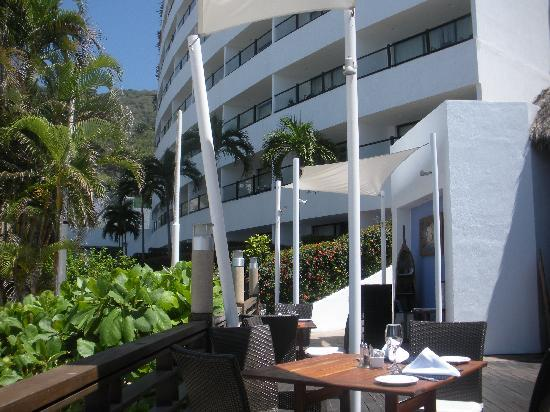 Hyatt Ziva Puerto Vallarta: the hotel