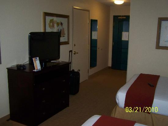 Holiday Inn Express Hotel & Suites: Denver Tech Center: HIE Room