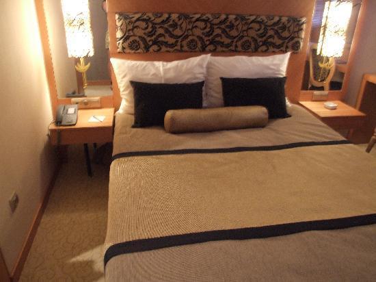 Marmara Hotel Budapest: bedroom