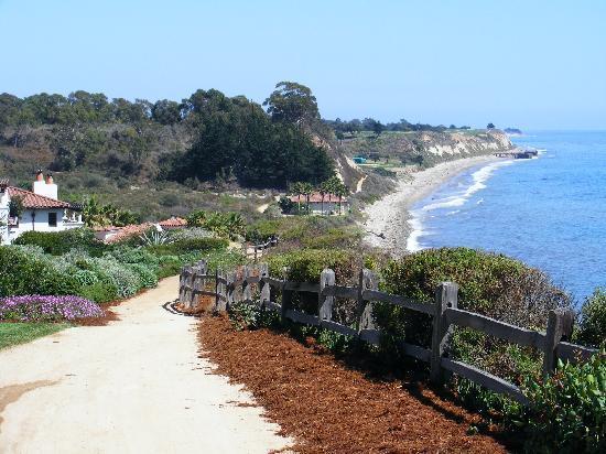 The Ritz-Carlton Bacara, Santa Barbara: Water view at Bacara