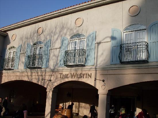 The Westin Palo Alto: Front
