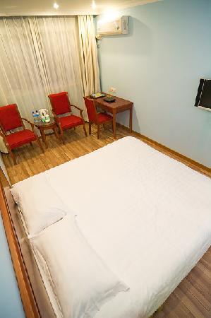 Lereal Inn (Shanghai Zhongshan Park): Double room